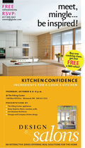 Kitchen Confidence Design Salon at Viking Center