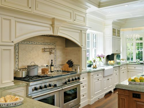 Award Winning Traditional Kitchen