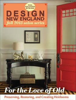 Design New England - For the Love of Old