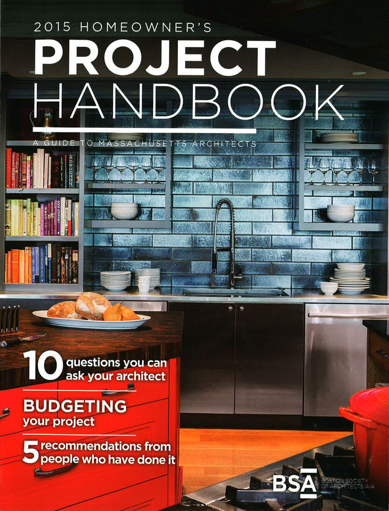 BSA 2015 Homeowner's Project Handbook